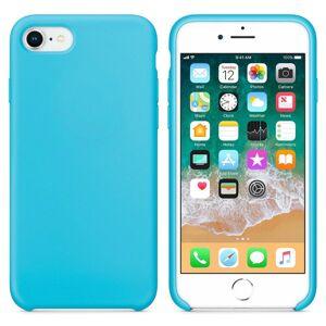 SOFT - Silikónový kryt pro iPhone 7/8/SE 2020 - modrý