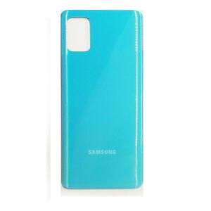 Samsung Galaxy A71 - Zadní kryt - modrý