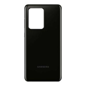 Samsung Galaxy S20 Ultra/S20 Ultra 5G - Zadní kryt - černý