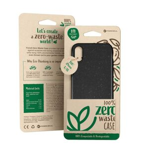 Forcell BIO - Zero Waste Case for IPHONE X / XS black