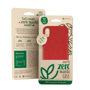 Forcell BIO - Zero Waste Case for IPHONE 12 MINI red
