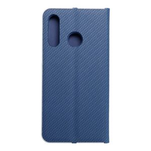 Forcell LUNA Book Carbon for HUAWEI P30 Lite blue