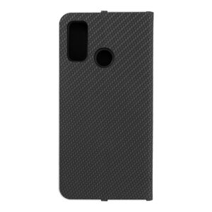 Forcell LUNA Book Carbon for HUAWEI P Smart 2020 black