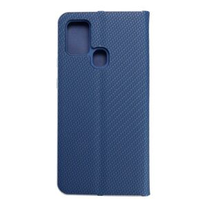 Forcell LUNA Book Carbon for SAMSUNG Galaxy A21s blue