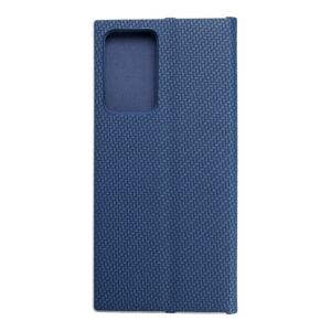 Forcell LUNA Book Carbon for SAMSUNG Galaxy Note 20 Plus blue