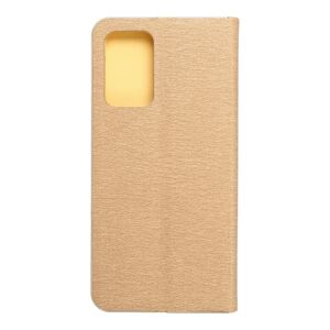 Forcell LUNA Book Gold for SAMSUNG Galaxy A72 LTE ( 4G ) gold