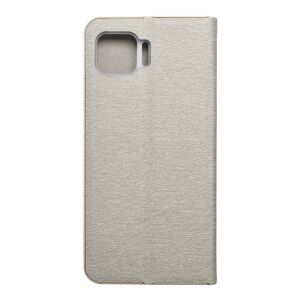Forcell LUNA Book Gold for MOTOROLA MOTO G 5G Plus silver