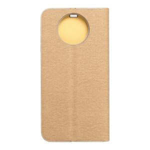 Forcell LUNA Book Gold for Xiaomi Redmi NOTE 9T 5G gold