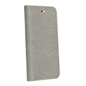 Forcell LUNA Book Gold for SAMSUNG Galaxy A12 silver