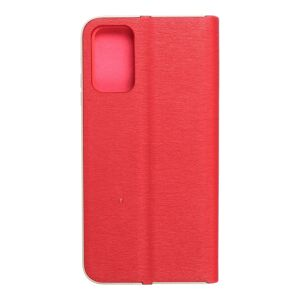 Forcell LUNA Book Gold for XIAOMI Redmi 9T red