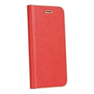 Forcell LUNA Book Gold for MOTOROLA MOTO G 5G red