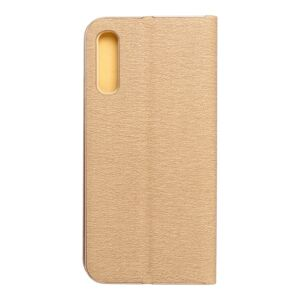 Forcell LUNA Book Gold for SAMSUNG Galaxy A50 gold