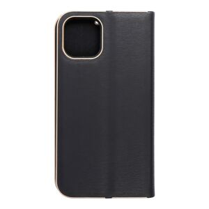 Forcell LUNA Book Gold for iPhone 11 PRO 2019 (5,8) black