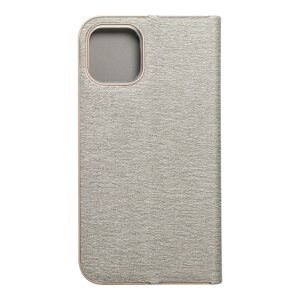 Forcell LUNA Book Gold for iPhone 11 PRO 2019 (5,8) silver
