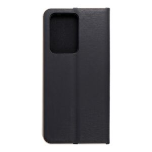 Forcell LUNA Book Gold for SAMSUNG Galaxy S20 Ultra black