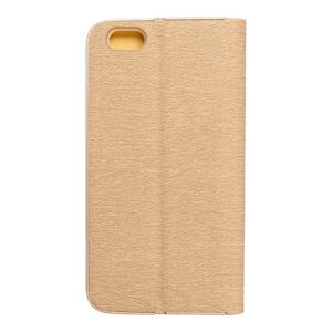 Forcell LUNA Book Gold for iPhone 6 gold