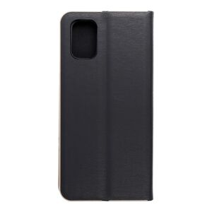 Forcell LUNA Book Gold for SAMSUNG Galaxy M51 black