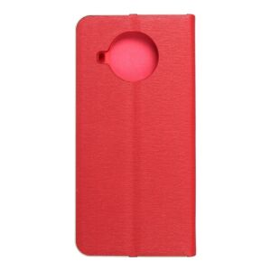 Forcell LUNA Book Gold for XIAOMI Mi 10T Lite 5G red
