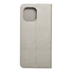Forcell LUNA Book Gold for Xiaomi Mi 11 silver
