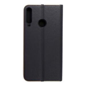 Forcell LUNA Book Gold for HUAWEI P40 Lite E black