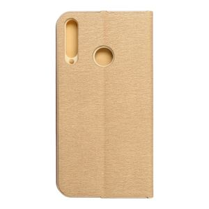 Forcell LUNA Book Gold for HUAWEI P40 Lite E gold