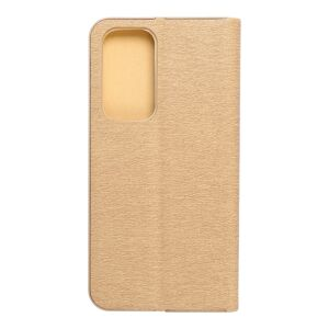 Forcell LUNA Book Gold for HUAWEI P40 gold