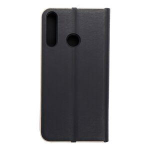 Forcell LUNA Book Gold for HUAWEI Y6p black