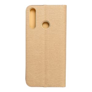 Forcell LUNA Book Gold for HUAWEI Y6p gold