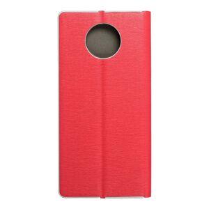 Luna Book Silver for  XIAOMI Redmi NOTE 9T 5G red