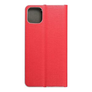 Luna Book Silver for  iPhone 11 PRO MAX 2019 (6,5) red