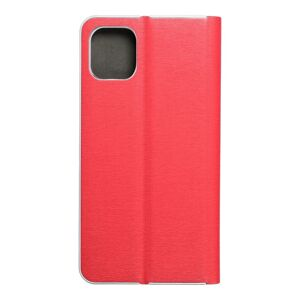 Luna Book Silver for  iPhone 11 2019 (6,1) red