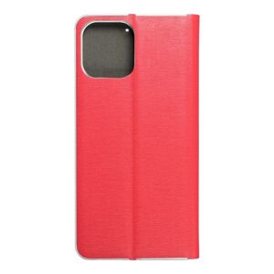 Luna Book Silver for  IPHONE 12 PRO MAX red