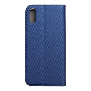 Smart Case Book   Sony L3  navy modrý