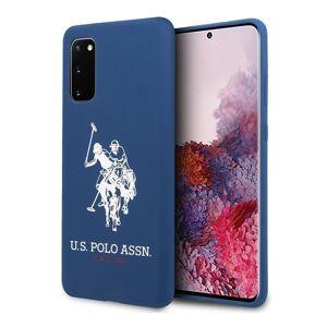 Original   US POLO USHCS62SLHRNV Samsung S20 navy modrý