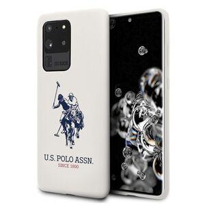 Original   US POLO USHCS69SLHRWH Samsung S20 Ultra bílý