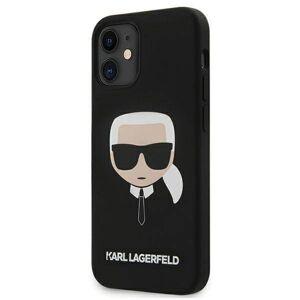 Original   KARL LAGERFELD KLHCP12SSLKHBK iPhone 12 mini černý