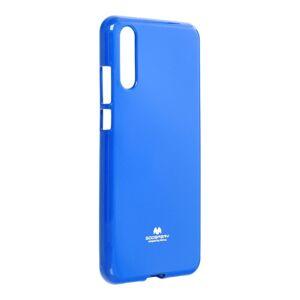 Jelly Case Mercury  Huawei P20 modrý