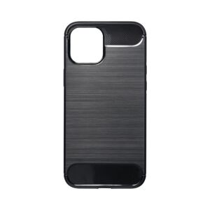 Forcell CARBON Case  iPhone 12 Pro Max černý