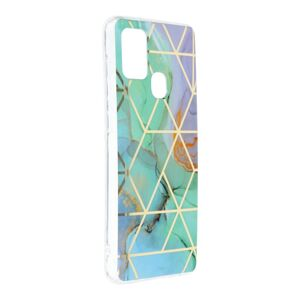 Forcell MARBLE COSMO Case  Samsung A21S design 03