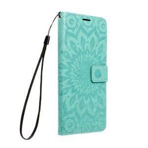 Forcell MEZZO Book   iPhone 7 / 8 / SE 2020 mandala zelený