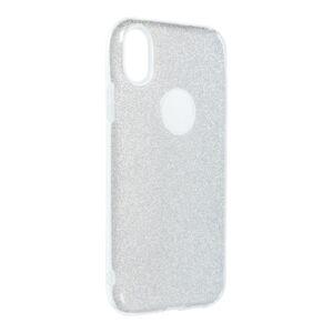 """Forcell SHINING Case  iPhone XR ( 6,1"""" ) stříbrný"""