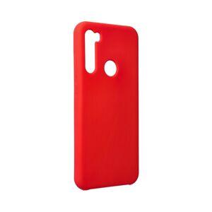 Forcell Silicone Case  Xiaomimi Redmi Note 8T červený