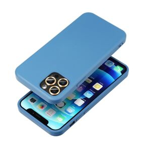 Forcell SILICONE LITE Case  Huawei P Smart 2019 modrý
