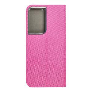 SENSITIVE Book   Samsung S21 Ultra  light růžový