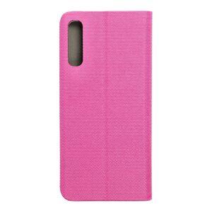 SENSITIVE Book   Samsung A50  light růžový
