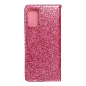 Forcell SHINING Book   Samsung S20 Plus  light růžový