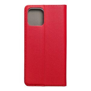 Smart Case Book   iPhone 12 / 12 Pro červený