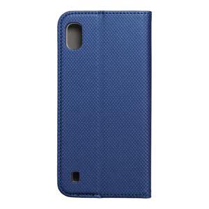 Smart Case Book   Samsung A10  navy modrý