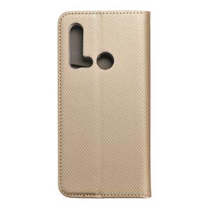 Smart Case Book   Huawei P20 Lite 2019  gold