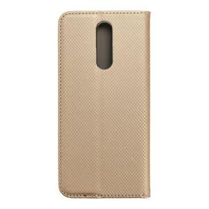 Smart Case Book   Xiaomi RedMi 8  gold